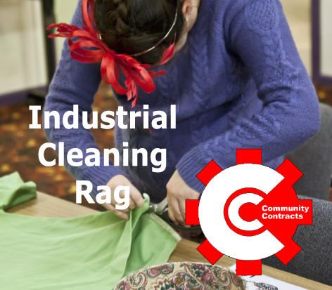Industrial Cleaning Rag