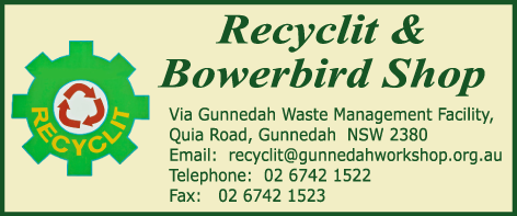 Recyclit Address